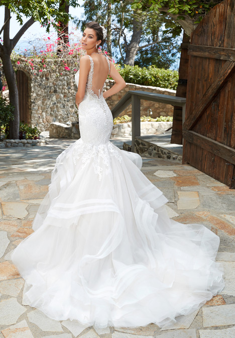 Jennifer (H1720) (back) Wedding                                          dress by KittyChen