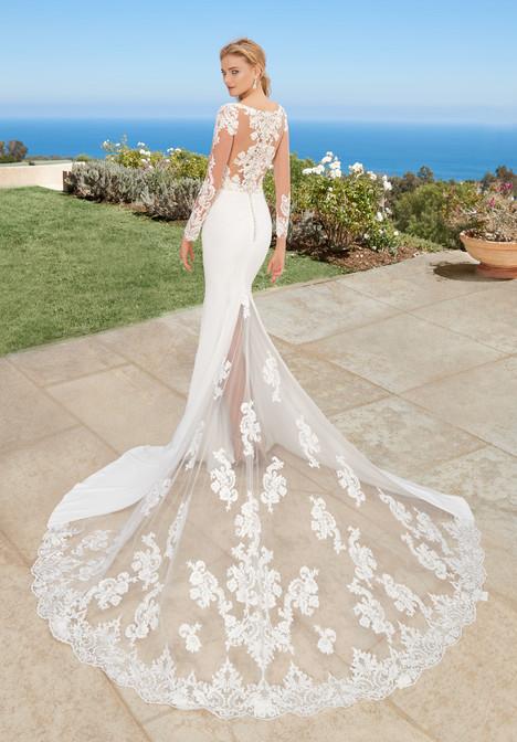 Lorraine (H1756) (back) Wedding dress by KittyChen