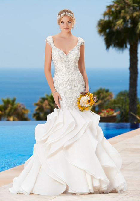 Charlize (K1749) Wedding                                          dress by KittyChen Couture