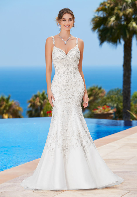 Pauletta (K1748) Wedding                                          dress by KittyChen Couture