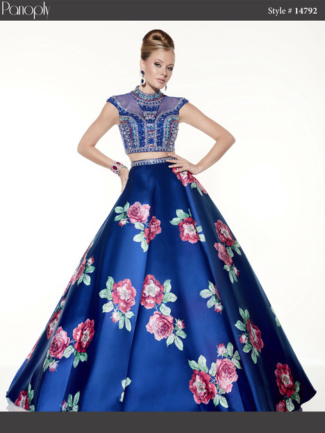 14792 (royal rose) Prom                                             dress by Panoply