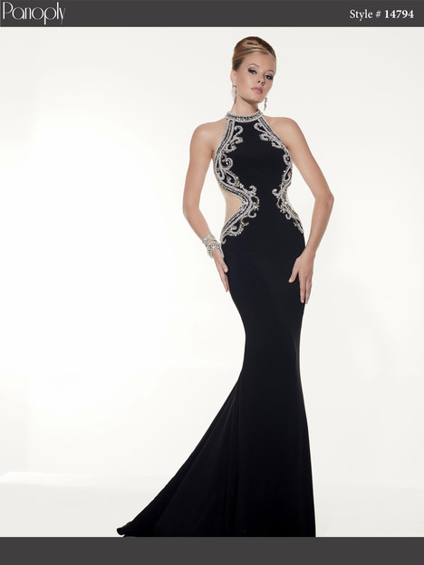 14794 (black) Prom                                             dress by Panoply
