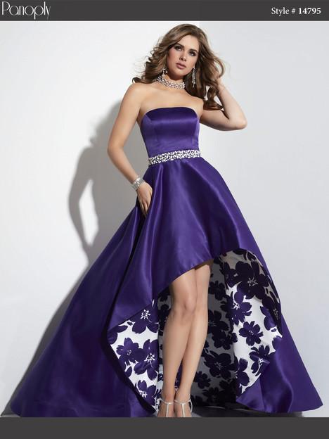 14795 (purple) Prom                                             dress by Panoply