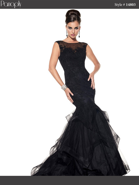 14803 (black) Prom                                             dress by Panoply