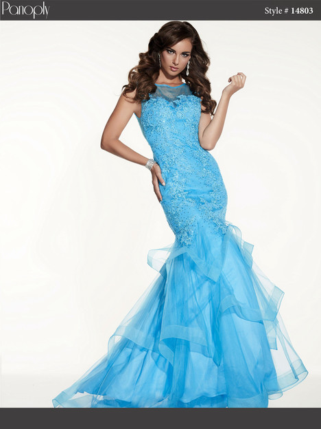 14803 (turquoise) Prom                                             dress by Panoply