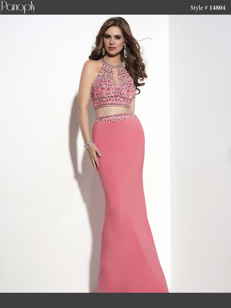 14804 (bubble gum pink) Prom                                             dress by Panoply