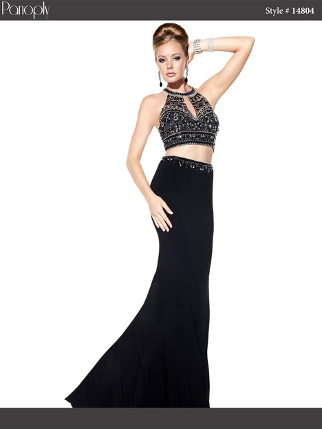 14804 (black) Prom                                             dress by Panoply