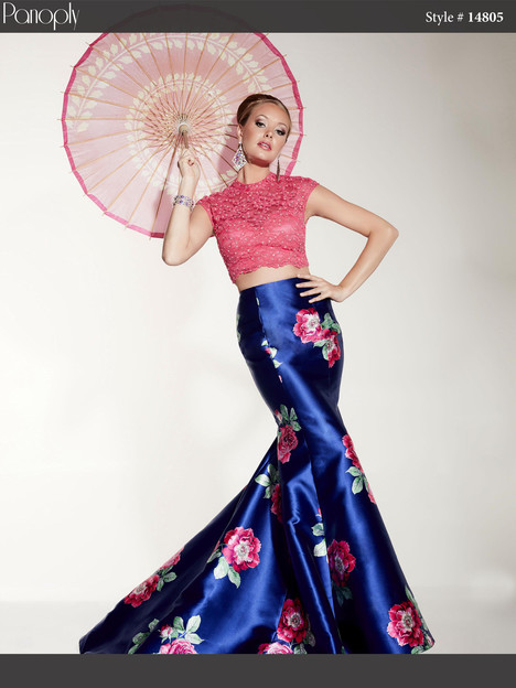 14805 (royal rose) Prom                                             dress by Panoply