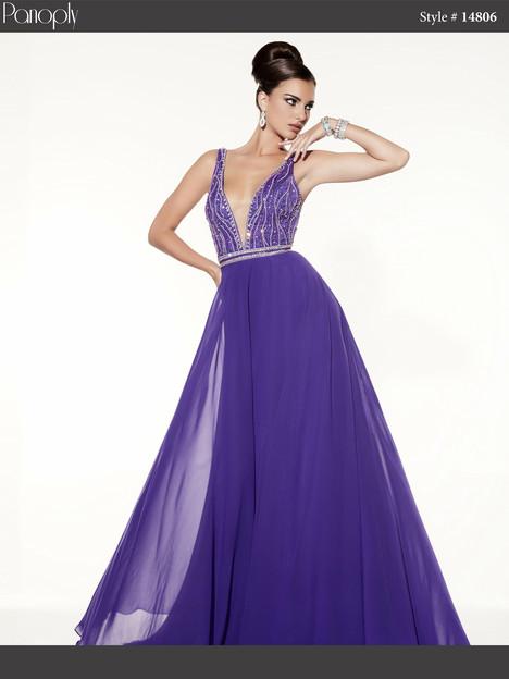 14806 (purple) Prom                                             dress by Panoply