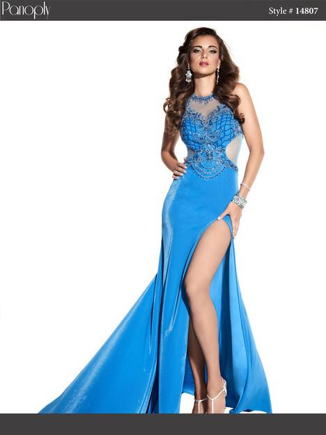 14807 (marine blue) Prom                                             dress by Panoply