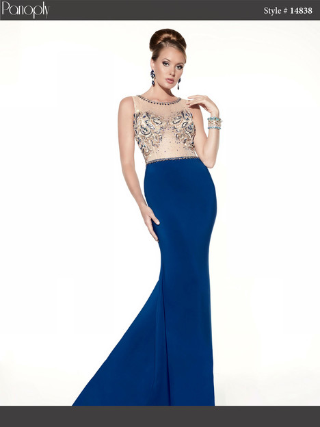 14838 (royal) Prom                                             dress by Panoply