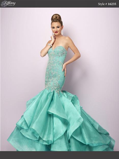 16235 (mermaid) Prom dress by Tiffany Designs