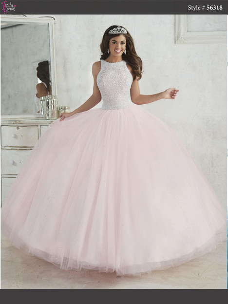 56318 (icing pink) Prom                                             dress by Fiesta