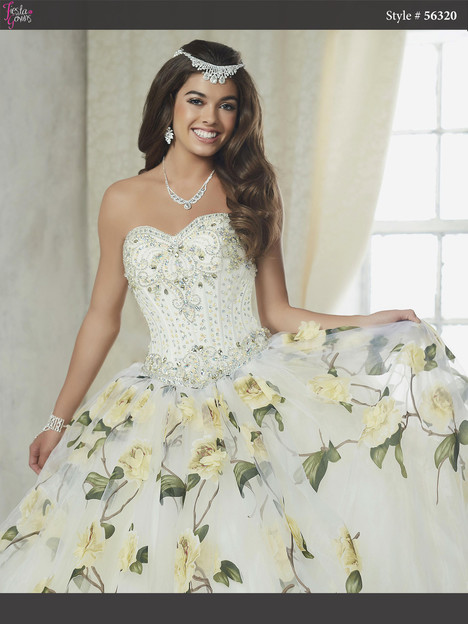 56320 (daffodil) Prom                                             dress by Fiesta