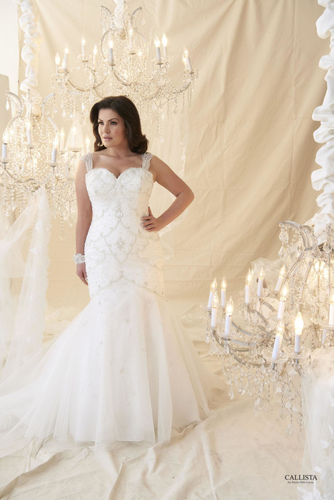 Andre Wedding                                          dress by Callista