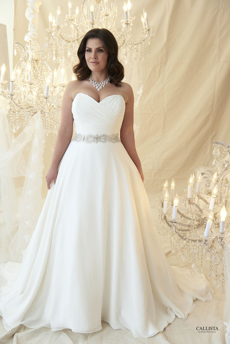 Angelico Wedding                                          dress by Callista