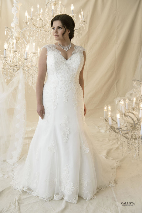 Cappelle Wedding                                          dress by Callista