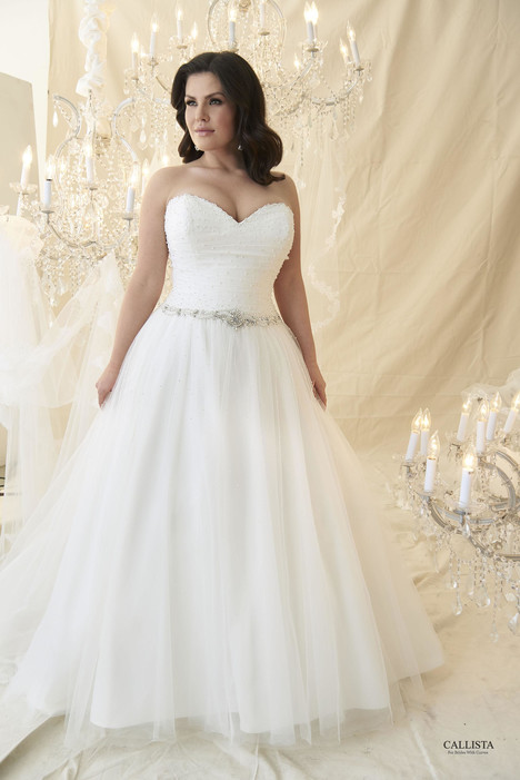 Castello Wedding                                          dress by Callista