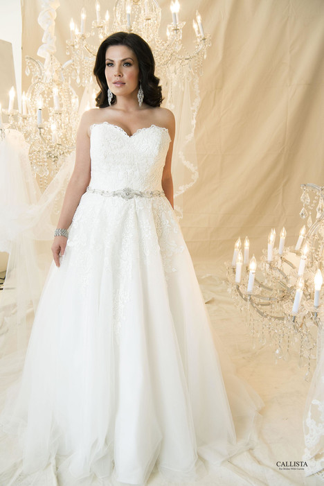Francesco Wedding                                          dress by Callista