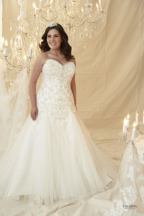 Rubens gown from the 2016 Callista collection, as seen on dressfinder.ca