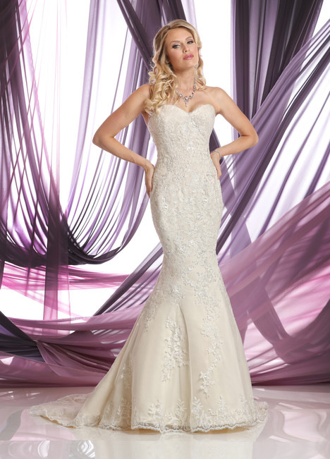 50381 Wedding                                          dress by DaVinci