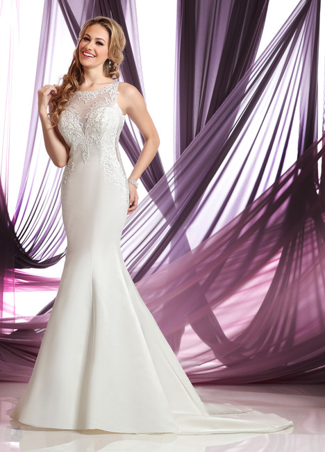 50382 Wedding                                          dress by DaVinci