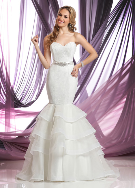 50384 Wedding                                          dress by DaVinci