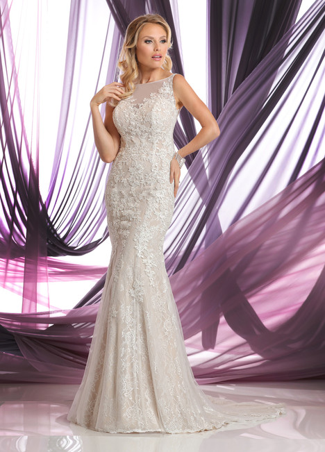 50385 Wedding                                          dress by DaVinci