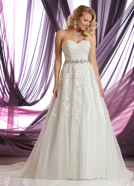 50390 Wedding                                          dress by DaVinci