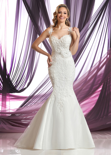 50394 Wedding                                          dress by DaVinci