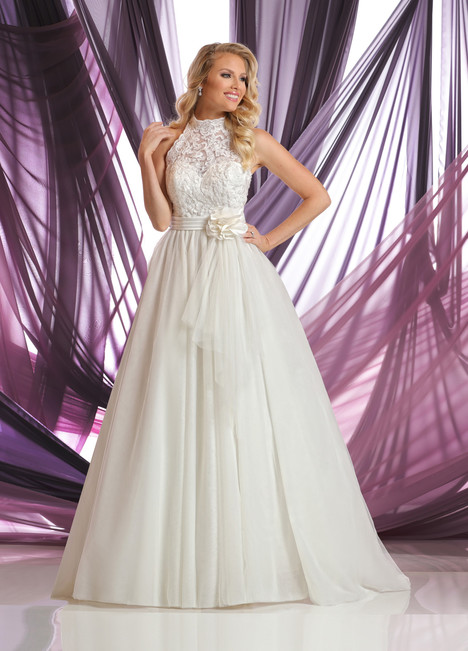 50399 Wedding                                          dress by DaVinci