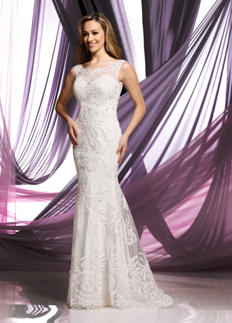 50406 Wedding                                          dress by DaVinci