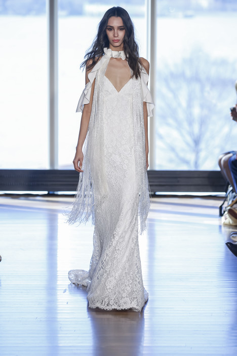 Cher Wedding                                          dress by Rivini