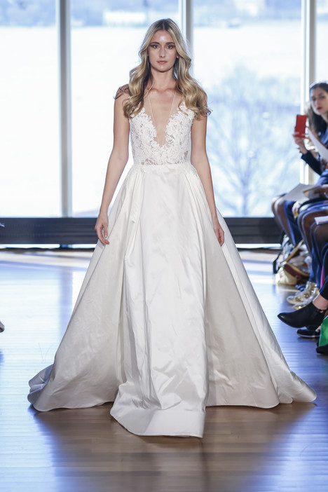 Stevie Wedding                                          dress by Rivini