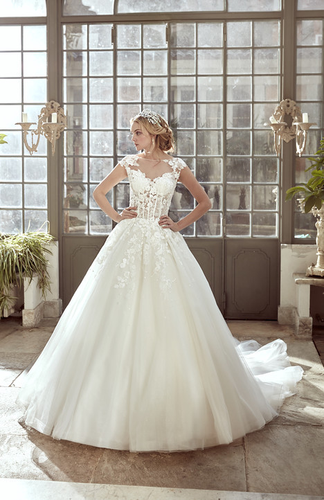 NIAB17072 Wedding                                          dress by Nicole Spose