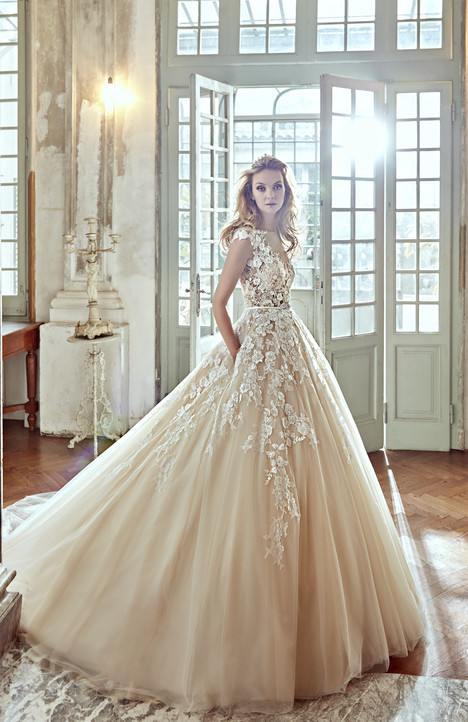 NIAB17092 Wedding                                          dress by Nicole Spose