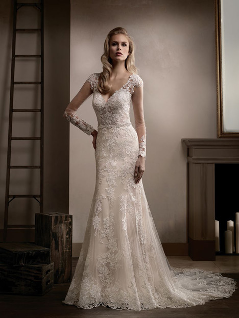 T192002 Wedding                                          dress by Jasmine Couture