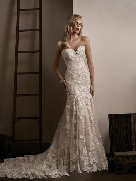 T192005 Wedding                                          dress by Jasmine Couture