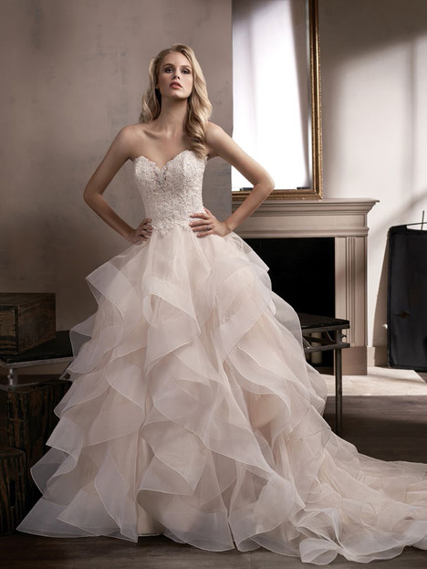 T192010 Wedding                                          dress by Jasmine Couture