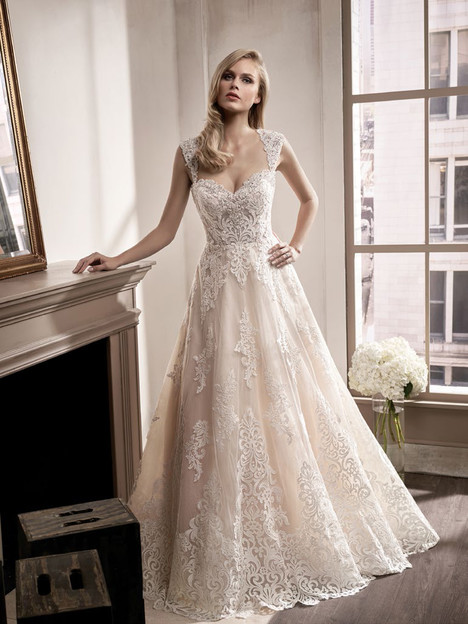 T192016 Wedding                                          dress by Jasmine Couture