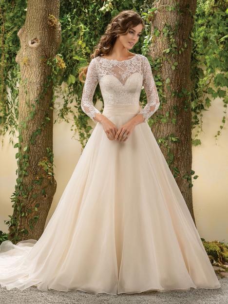 F181005 Wedding                                          dress by Jasmine Collection