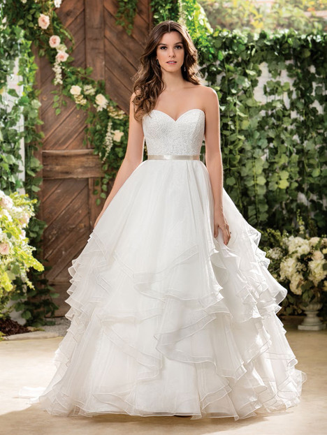 F181068 Wedding                                          dress by Jasmine Collection