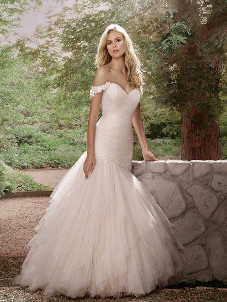 F191001 Wedding                                          dress by Jasmine Collection