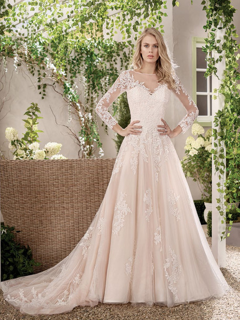 F191012 Wedding dress by Jasmine Collection