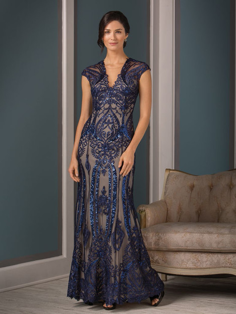 K188001 Mother of the Bride dress by Jade Couture