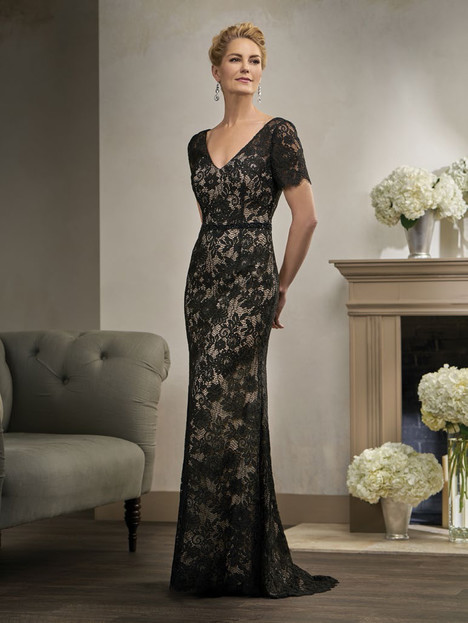 K198010 (black) Mother of the Bride                              dress by Jade Couture