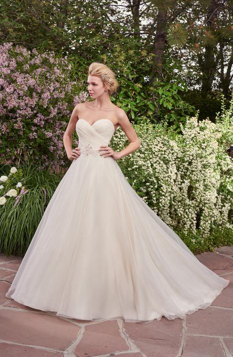 Arden Wedding                                          dress by Rebecca Ingram
