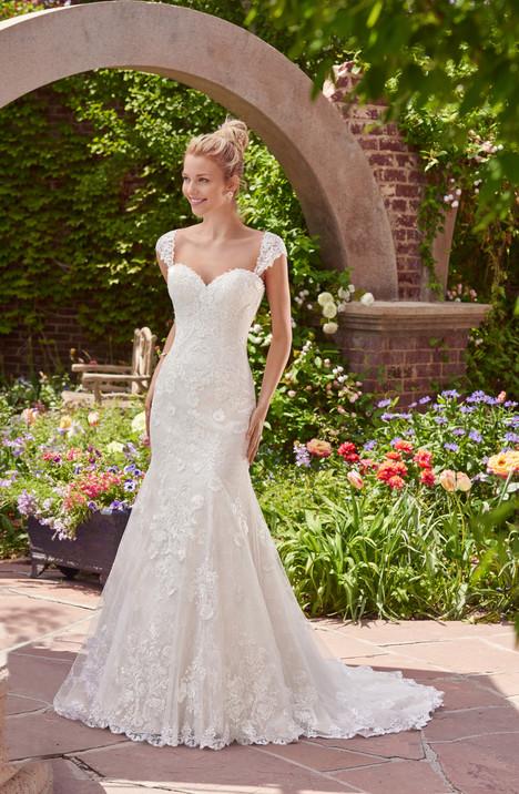 Brenda Wedding                                          dress by Rebecca Ingram