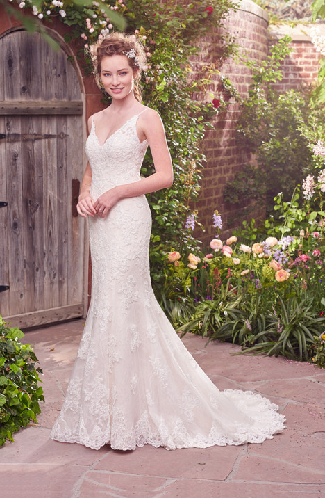 Drew gown from the 2017 Rebecca Ingram collection, as seen on dressfinder.ca