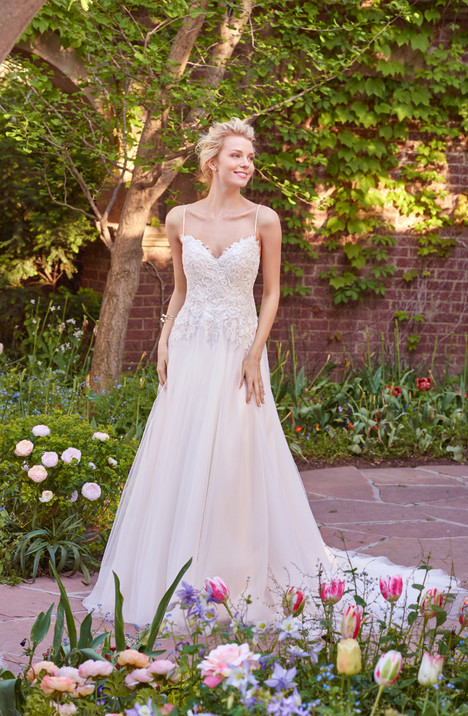 Marjorie Wedding                                          dress by Rebecca Ingram